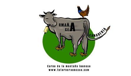 Logo ganadería Omañacea