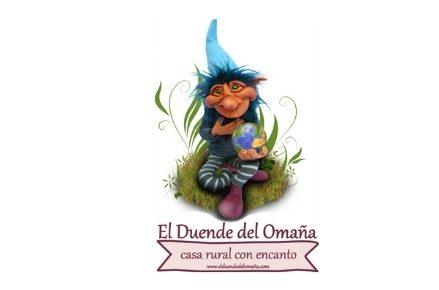 Logo el duende de omaña