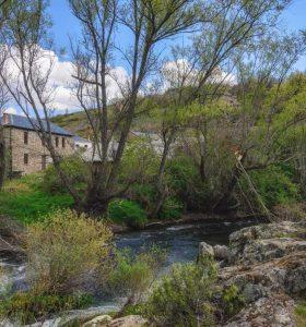 Casa Rural El Secreto del Bosque paisaje